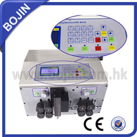 Lowest price big company wire cable cutting stripping terminal crimping machine BJ-06MAX