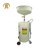 Pneumatic waste oil extractor oil drainer /collecting waste oil change