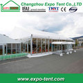 Marquee Tent with glasswalls (25x150m)