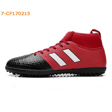 Make Your Own Professional Mens Cheap High Top Football Boots, Good Workmanship Soccer Boots
