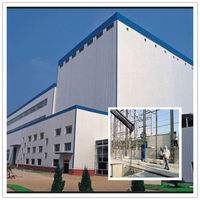 2013 China Wuhan Prefabricated Steel Building