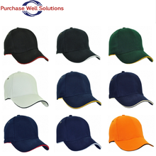 High quality customized fitted baseball cap