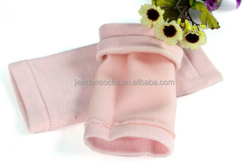 Shangyu Wholesale Knitted Cotton Moisturizing Spa Gel Eblow Pad For Women Daily Life
