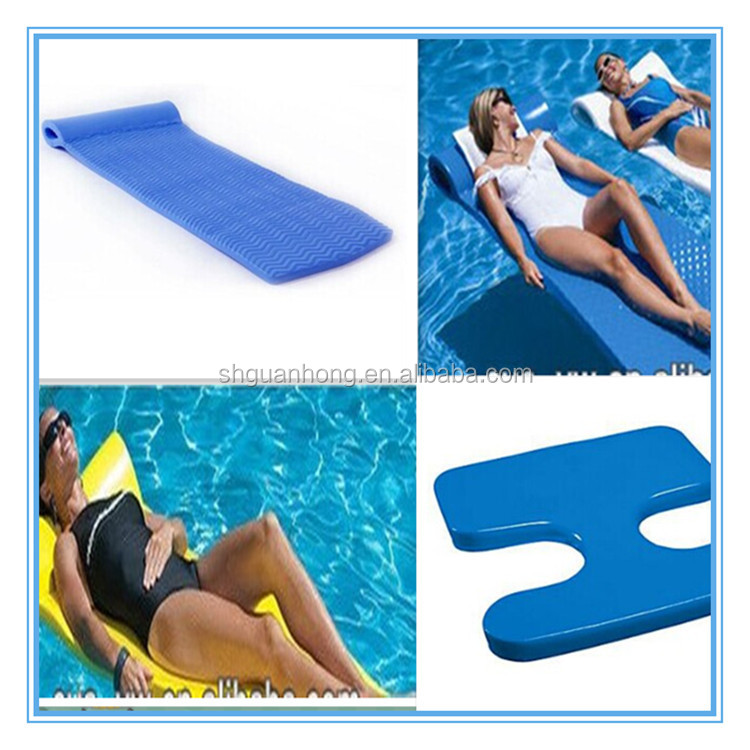 2015 Year Most Popular Water Toy Foam Water Floating Mats