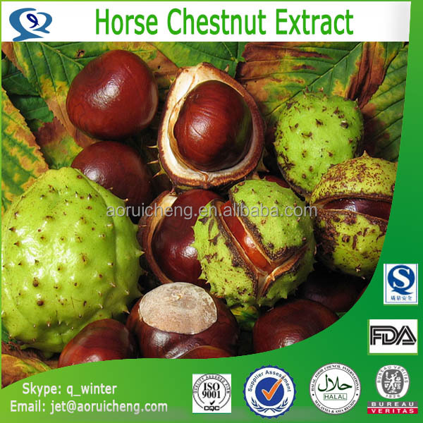 factory price Horse Chestnut Extract/oil esculin