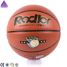 custom leather basketballs Standard Match Size 7 leather cheap basketball wholesale