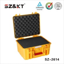 hard waterproof plastic gun cases