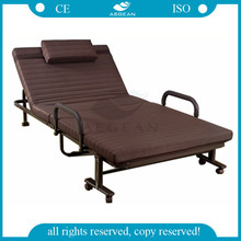 AG-FB003 hospital manual foldable daybed