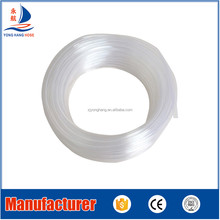 High quality PVC clear hose pipe knitted reinforced flexible plastic transparent hose