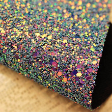 Top selling shiny glitter fabric for Decorative home textile and Women Shoes materials