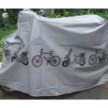 Waterproof Rain Dust Cover Outdoor Protector Tandem Bike Cover Bike Helmet Cover For Bike Bicycle Cycling