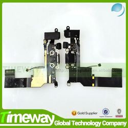 Timeway Good Quality for iphone 5s charging port charger dock flex cable