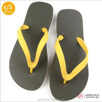 Wholesale flip flop rubber girls flip flop summer beach outdoor footwear