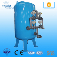 High Quality Quartz Sand Water Treatments Filter Supplier