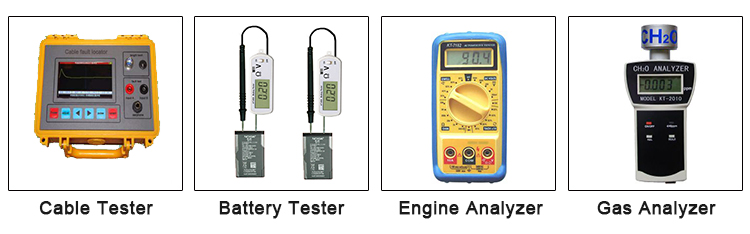 Car Engine Auto KT-7181 Digital Engine Analyzer