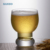 Sanzo hot sale hand blown beer glass for bar
