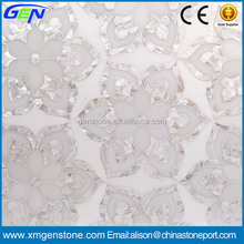 Hot New Design Factory Supply Waterjet Stone Marble Medallion