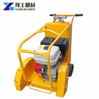 Stable performance concrete grooving cutter machine with good engine