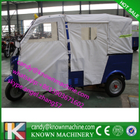 Bajaj three wheel taxi