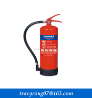 12kg portable cartridge type dry powder ABC fire extinguisher