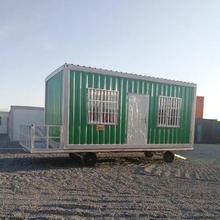 light steel frame prefab house container home