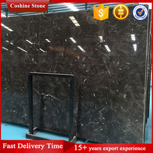 Fireplace Material China Dark Emperador Marble Slabs