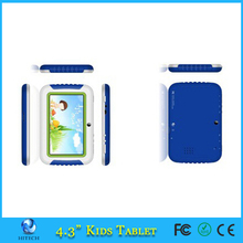 4.3 inch wifi RK3026 dual core android 4.2 children tablet
