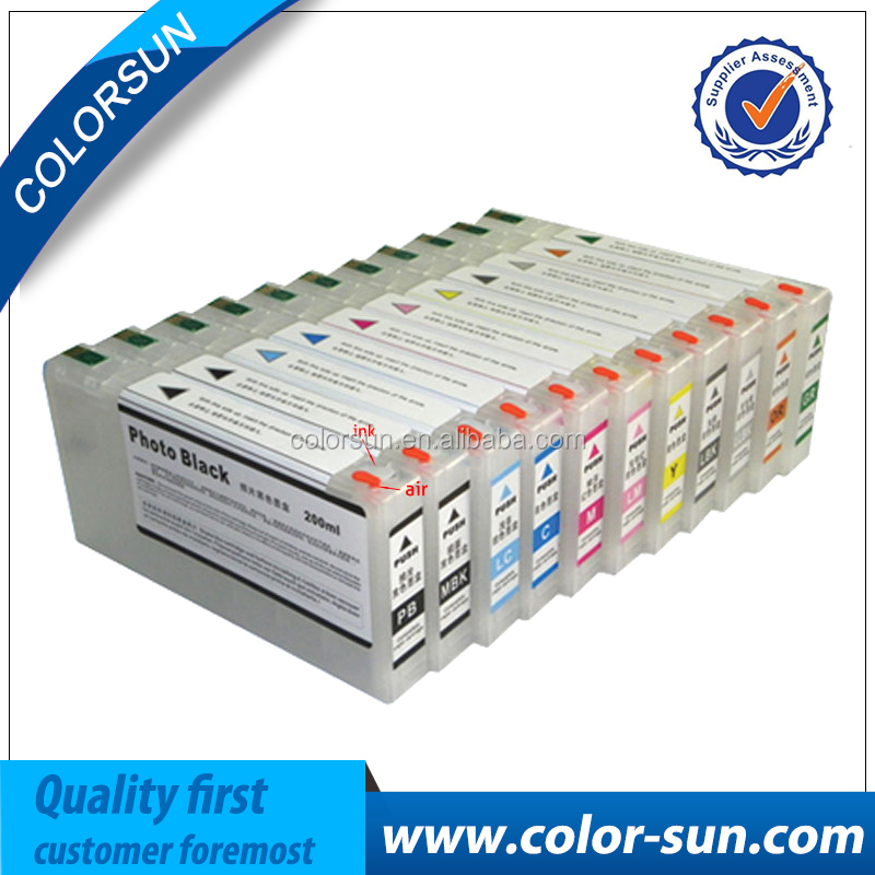 100%factory price wholesale refillable ink cartridge for epson 4900 with ARC chip