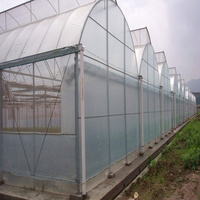 UV treated 5 layer PE plastic poly film for agriculture greenhouse