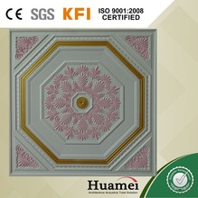 cheap moistureproof fireproof plaster of paris ceiling CE/SGS/ISO certificated factory/plant sale