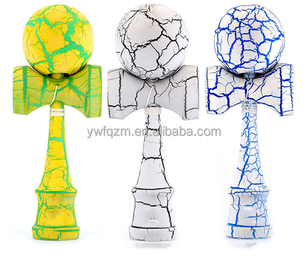 wholesale kendama,crackle kendama,wooden kendama toy