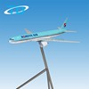 B777-200 1:53 120CM resin boeing aircraft models