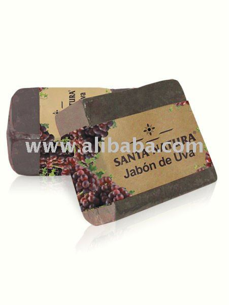 Natural Grape Soap