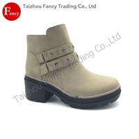 Popular Unique Design Low Price Winter Women Boots In Europe