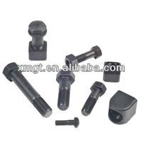 Sell EX 300-5 ZX 330 track bolts part number 3081343 +3081344 excavator nuts and bolts