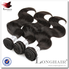 NEW Arrival Wholesale Body Wave Unprocessed Virgin Peruvian Hair