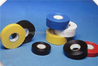 high voltage ninsulation tape / High temperature resistance PVC electrical tape made in China ( strong rubber adhesive)