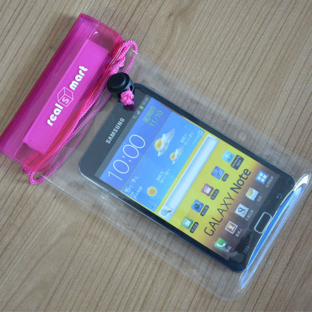 Summer cheap promotion gift Waterproof Bag for Samsung Galaxy Note II / N7100