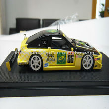 high details resin alloy scale model car NOREV rally 1:18 die cast model car on Ali