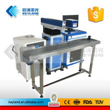 New Arrival Fiber Laser Marking Machine Rotary System for Cylinder / Round