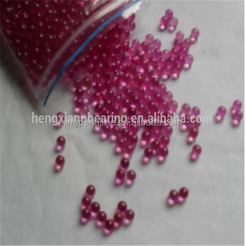 Ruby Jewel Bearing polished bore 1.48mm outside diameter 2.40mm thickness .38mm