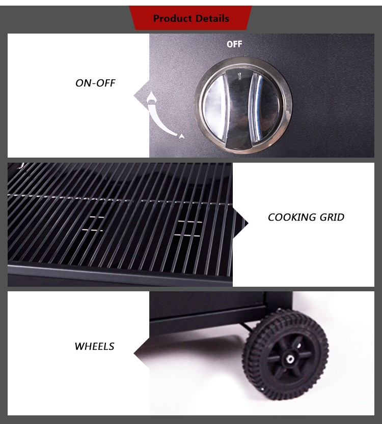 wholesale alibaba customized barbecue machine barbeque gas grill