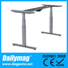 Dailymag 2 legs adjustable sit stand desk frame 560mm~1210mm