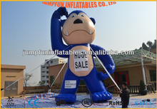Giant Inflatable Gorilla commercial quality outdoor advertising inflatables models