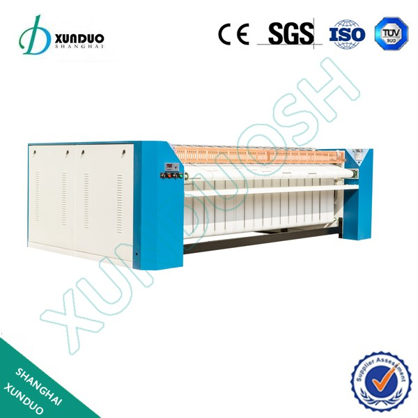 1600mm Tablecloth laundry steam flatwork ironer
