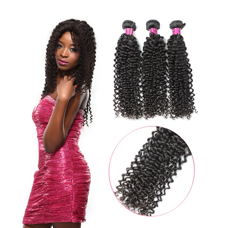 2016 XBL new tendence afro kinky human hair weave best virgin Mongolian kinky curly hair