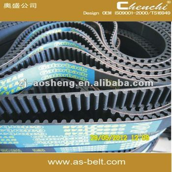 auto parts conveyor transmission rubber timing belt