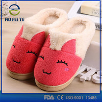 new products Loft Indoor soft warm comfortable slippers Anti-slip Shoes