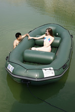 China top rated inflatable boat, inflatable raft boat for 2 person