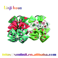 Stock Assorted colors 3inch grosgrain hair bows with Clip,baby hairbow,Boutique bow for Children hair accessories